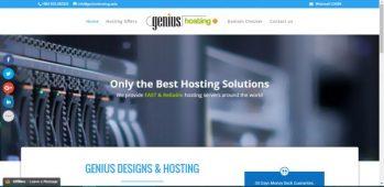 Гениус хостинг хостинг майнкрафт сервера с тестовым периодом 30 дней
